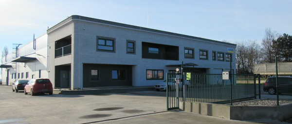 A building of the company AG Foil Europe Ltd.