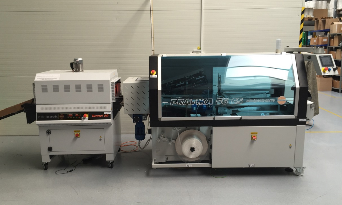 a new automated packaging machine